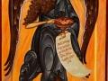 Иоанн Креститель. Ангел пустыни. Икона