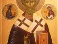 Святой Николай Мирликийский. Икона