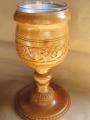 Чаша для причастя із орнаментом