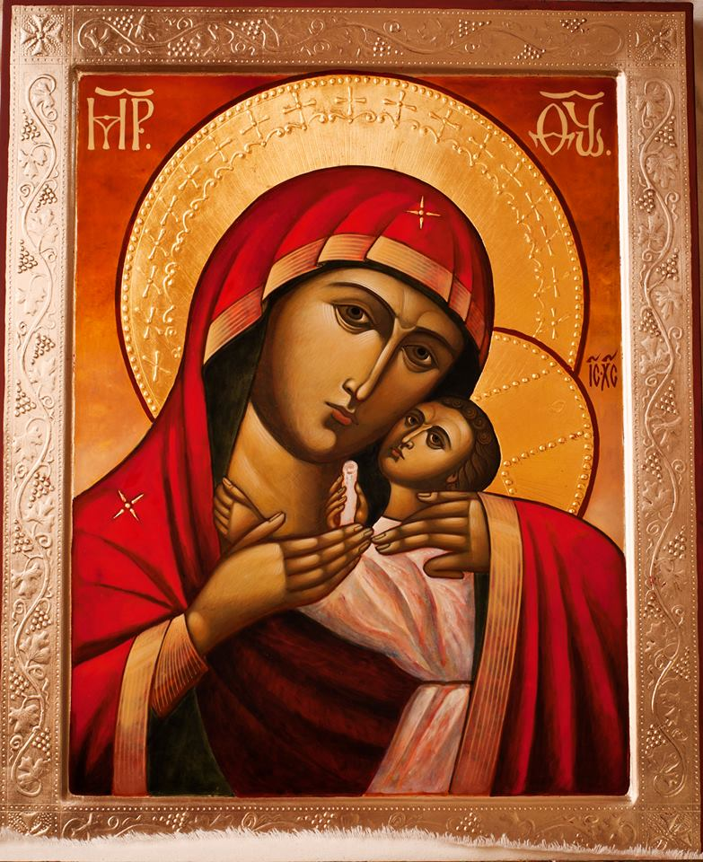 Ікона Божої Матері Корсунська