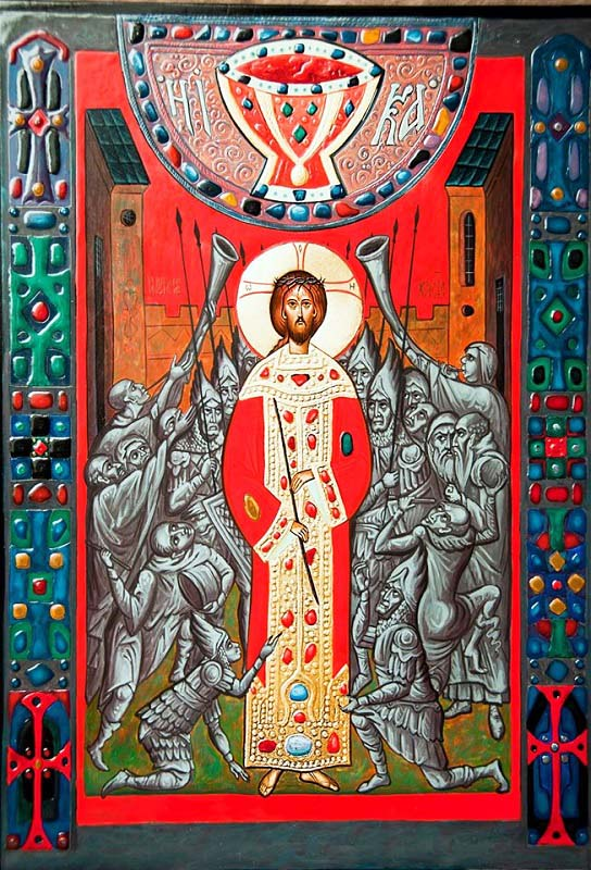 Ісус Христос ікона