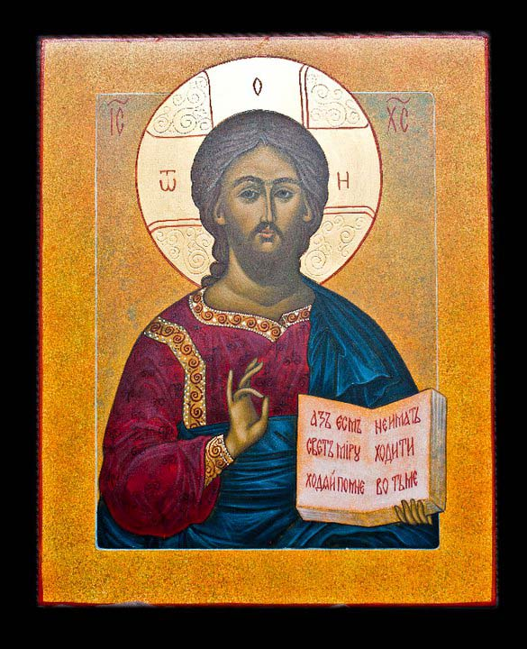 Ікона Христос Пантократор