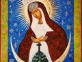 Богородица Остробрамская икона