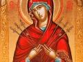 Семистрельная икона Пресвятой Богородицы.