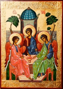 Ікона Трійця