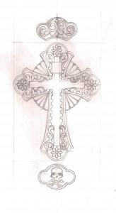 Параманний хрест