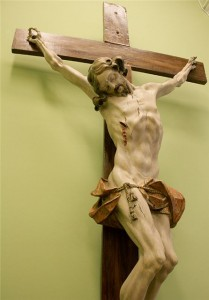 Крест-Голгофа.Работа мастера Пинзеля