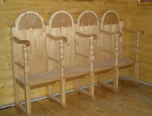 Стасидии деревянные
