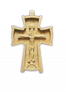 Наперсний хрест код 004