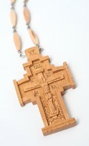 Наперсний хрест код 001