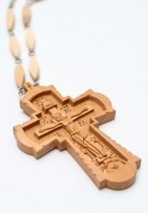 Наперсний хрест  код 002