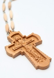 Наперсный крест №2
