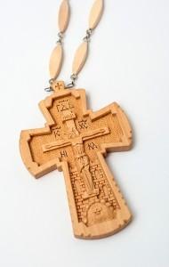 Наперсный крест №3