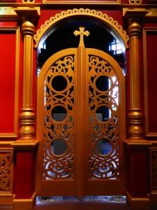 Царські Врата №4