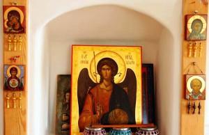 Архангел Михаїл, ікона