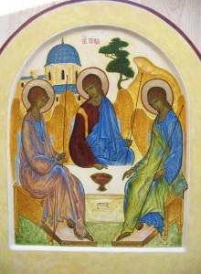 Трійця Старозавітна (ВІтхозавітна)
