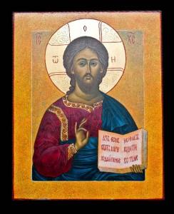 "Ікона ""Христос Пантократор"""