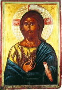 """Ікона """"Христос Спаситель"""""""