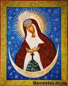 Остробрамська ікона Божої Матері
