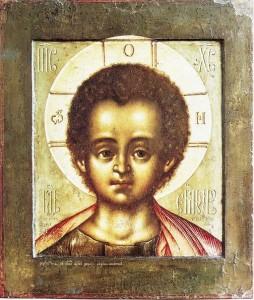 "Ікона ""Христос Еммануїл"""