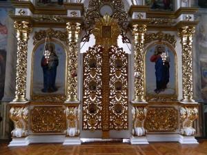 Царські Врата фото