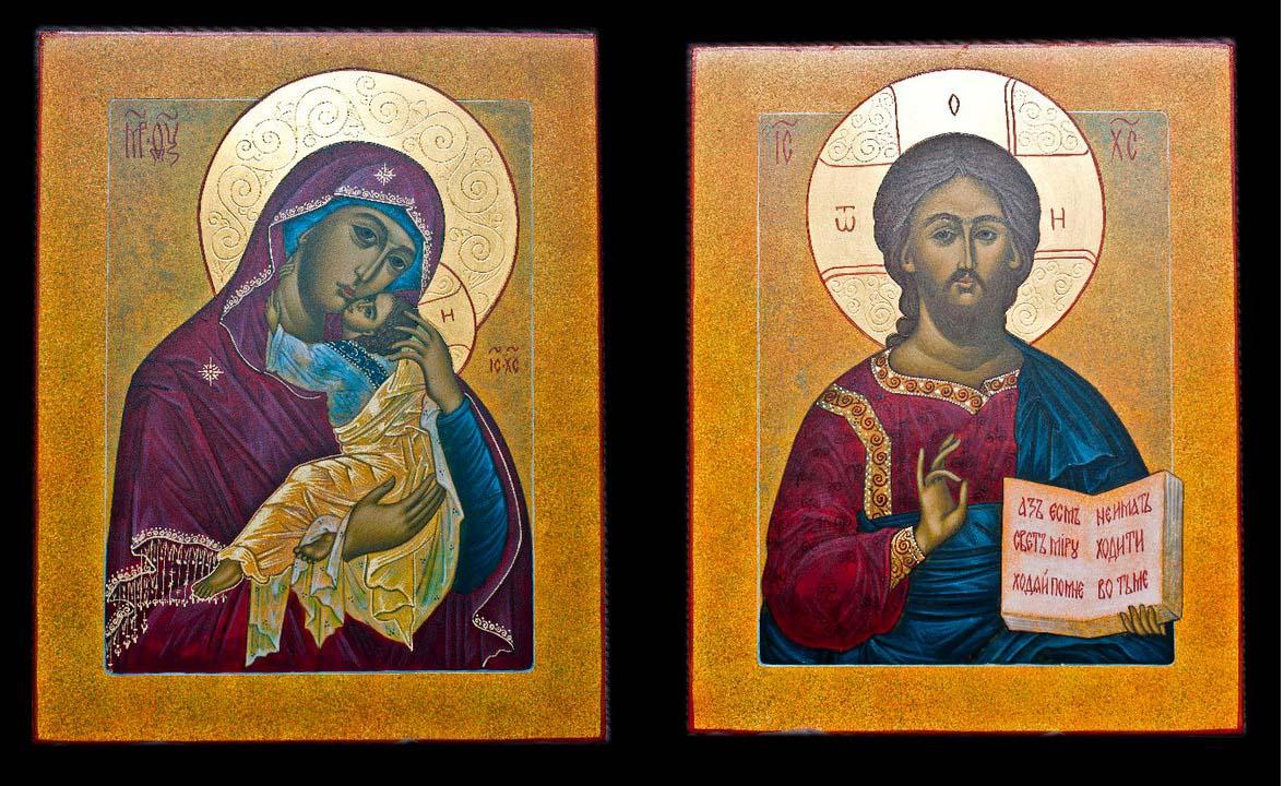Вінчальна пара - ікони на замовлення  d99b887aa8966